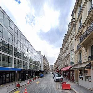 E.S.A. France, Parigi