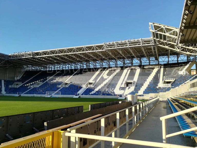 Stadio Atalanta - Gewiss Stadium - ESA engineering