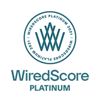 WiredScore Platinum Certified Building